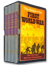 Contributing / History of the First World War Commemorative Edition Slipcased 4