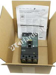 New Schneider Electric KAL36150 Square D Thermal-Magnetic Circuit Breaker 150A