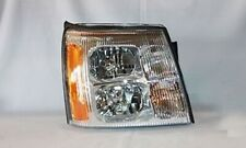 Right Side Replacement Headlight Assembly For 2003-2006 Cadillac Escalade