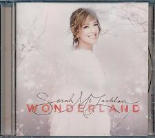 Sarah McLachlan Wonderland CD NEW Christmas songs Let It Snow Silver Bell