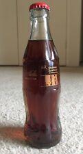 2006 GERMANY 49th Goldener Zuckerhut Limited Edition Coca Cola Coke Bottle