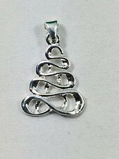 925 sterling silver medical snake care pendant Gift men women fashion jewelery