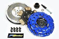FX STAGE 3 CLUTCH KIT+FIDANZA FLYWHEEL BMW 323 325 328 330 525 528 530 Z3 E46