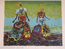 COUTAUD LUCIEN LITHOGRAPHIE 1959 SIGNÉ CRAYON NUM/150 HANDSIGNED NUMB LITHOGRAPH