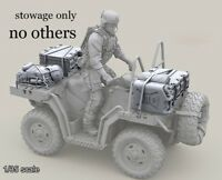 Resin 1/35 US Special Forces ATV Stowage Unpainted Unassembled BL309