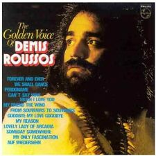 Demis Roussos - Golden Voice of France [New CD] Germany - Import