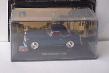 ALTAYA SIMCA 8 SPORT 1958 1/43
