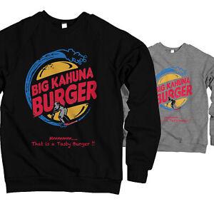 Herren Pullover Sweater Pulp Big Kahuna Burger Jules Winnfield Fiction Tarantino