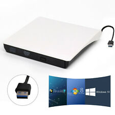 USB 3.0 CD Rewriter External DVD-ROM Drive Burner Reader Laptop PC Drives
