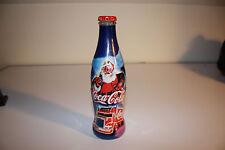 Coca-Cola Flasche von 2002 Weihnachtsedition Glas 0,25