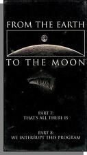 From The Earth To The Moon, Part 7 & 8 - New HBO VHS Video!