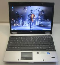 HP EliteBook 8440p, Intel Core i5-M520 2.4GHz, 4GB, 160GB, DVD-RW, WebCam- Linux
