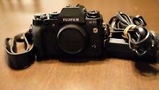Fujifilm X-T1 xt1 Digital SLR Camera - Black (Body Only) **Very Good Condition**