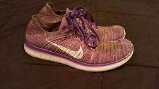 Women's Nike Free RN Flyknit Running Shoes size 8.5
