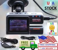 🔥I1000 USA Car DVR Dash Cam View Camera Night Vision Video Record HD WIDE ANGLE