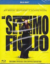 Blu-ray **IL SETTIMO FIGLIO** Edizione Speciale Slipcase nuovo 2014