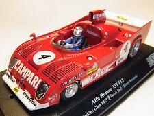SRC Alfa Romeo 33TT12 Watkins Glen 1975 1:32 Slotcar Autorennbahn SRC00701