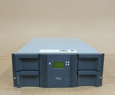 Fujitsu FibreCAT TX48 S2 Rackmount Tape Library Autoloader - No Drives