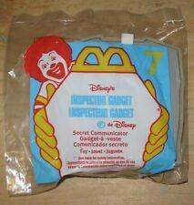 1999 Inspector Gadget McDonalds Happy Meal Toy - Secret Communicator #7