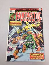 Fantastic Four #157 Marvel Comics April 1975 Bronze Age Comics FN/VF