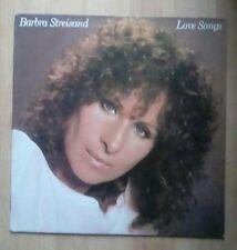BARBRA STREISAND  Vinyl LP Love Songs (incl Memory, The Way We Were)  EX+