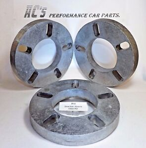 pair (2) 20mm thick, Universal PCD - 5 Hole Wheel Spacers - (SP16) GRAYSTON