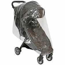 Brand New universal Baby Jogger City Tour Single Stroller Rain Cover PVC zipped