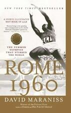 Rome 1960: The Summer Olympics That Stirred the World by Maraniss, David