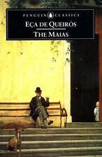 The Maias (Penguin Classics) - Acceptable - Queiros, Eca de - Mass Market Paperb