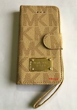 Leather Cell Phone Case and Wallet Wristlet Holds Cards And Money Pocket