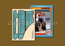 Ken Dryden - Montreal Canadiens - Custom Hockey Card  - 1978-79