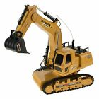 Remote Control Tractor Excavator Construction Toy Rechargeable Battery