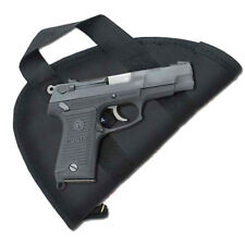 NEW Ace Case 45 Autos Padded Pistol Case Gun Rug w/ Handles - Black Made in USA