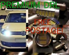PREMIUM VW CADDY 2010 ON DRL LED Daytime Running Light Upgrade Canbus Bulbs DRL