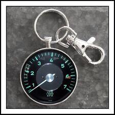 Vintage VDO  Porsche 912 Tachometer Photo Keychain 🎁🏎