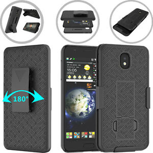 For Samsung Galaxy J7 Star/S7/8/S9/S20 FE/S21/Note 20 Ultra/A10e Clip Case Stand