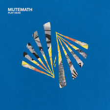 Mutemath PLAY DEAD (LIMITED EDITION) Gatefold + Slipcase NEW COLORED VINYL 2 LP