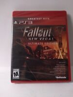 Brand New Fallout New Vegas Ultimate Edition PS3 Playstation 3 DLC Included FONV