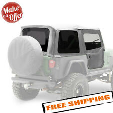 Smittybilt Replacement Soft Top With Tinted Windows For 1988 1995 Jeep Wrangler Yj Fits 1994 Jeep Wrangler