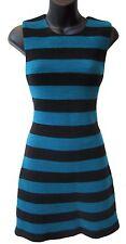 DIANE VON FURSTENBERG Stretch/Bodycon Dress, size 2