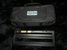 Pedaltrain Mini Pedalboard Effects Pedal w/Soft Carrying Case Free USA Shipping