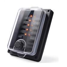 Boîte de Batterie Porte Fusible Lame 10 Voie Bloc ATC LED de Voiture Bateau