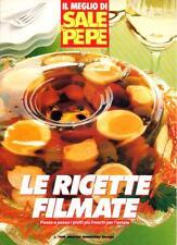 Le ricette filmate. Il meglio di Sale&Pepe