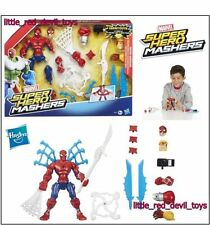 Hasbro Spider-Man Plastic Comic Book Hero Action Figures