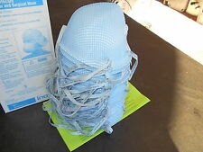 20....MILITARY SURPLUS SURGICAL MASK DUST PAINT BREATH SHOP FACE  DRYWALL  ARMY