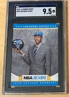 Anthony Davis 2012-13 Panini Hoops #275 Rookie Card RC SGC 9.5 MINT+ - Lakers!