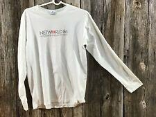 Original vintage NetWorld 1986 t shirt
