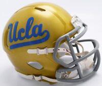 UCLA Bruins NCAA Riddell Speed Mini Helmet