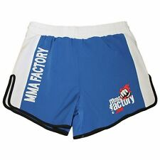 Mma Factory Renegade Ring Edition 2.0 Shorts - Blue / White