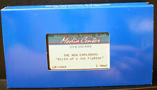 RARE VHS THE NEW EXPLORERS BIRTH OF A JET FIGHTER MCDONNELL DOUGLAS AEROSPACE